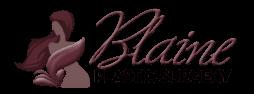 Blaine Plastic Surgery Logo