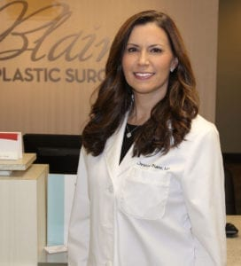 Christine Blaine, M.D., F.A.C.S.