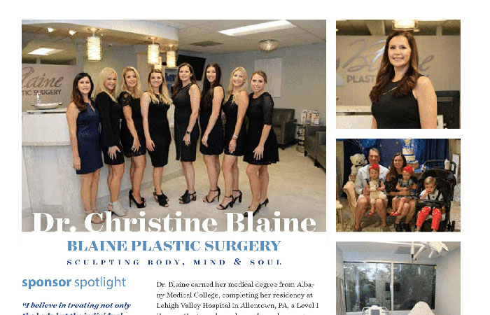 Dr Blaine in Cove Living and Brookville Living